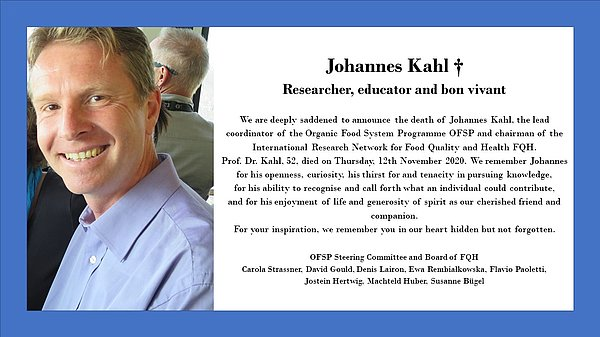 [Translate to Englisch:] Announcement Johannes Kahl